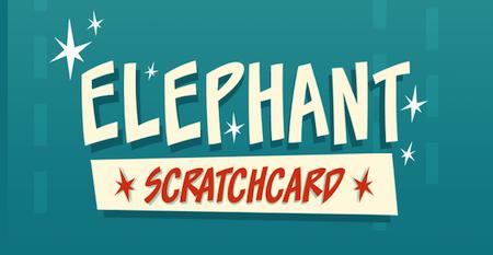 Elephant Scratch
