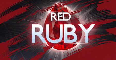 Red Ruby scratch card game