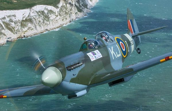 Fly a Spitfire Experience
