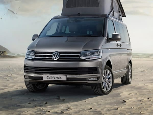 One of the best BOTB prizes is the VW California Camper Van