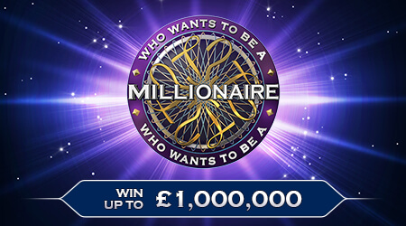 Who wants to be a millionaire scratch card